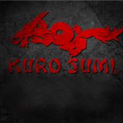 Kuro Sumi Black and Greywash