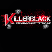 Killer Black Tattoo Ink