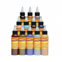 Complete Set of 12 Eternal Ink Zombie Colours 30ml (1oz)