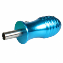 Blue Aluminium Tattoo Grip I
