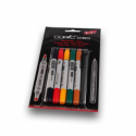 Copic CIAO Markers - Hues - Pack of 5+1