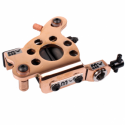 Micky Bee Original Copper Telephone Dial Tattoo Machine Colour Packer / Shader - Made in England