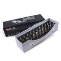 Killer Ink 22 Piece 316 Stainless Steel Tip Round, Diamond + Magnum Basic Set