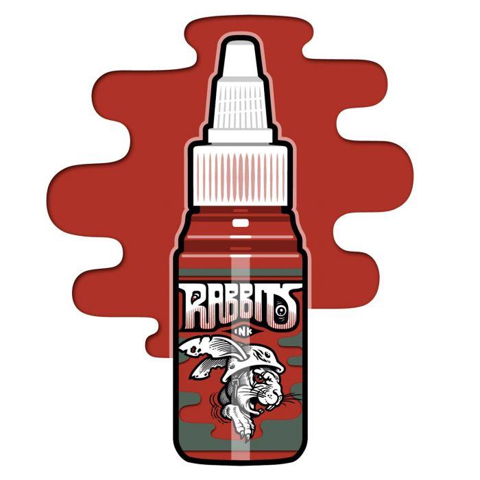 Rabbits Tattoo Ink Jens Amhäuser's Blood 13 35ml
