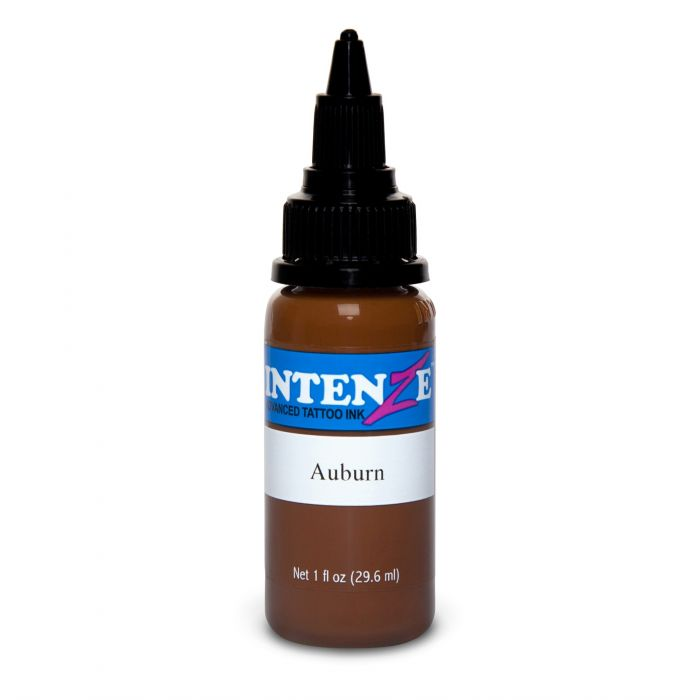 Intenze Ink Earth Tone Auburn 30ml (1oz)