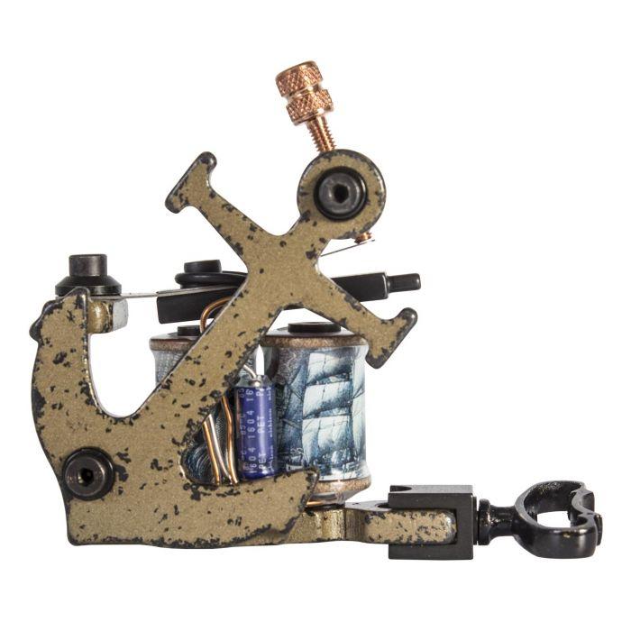 Bavarian Custom Irons Hamburg Tattoo Machine - Shader