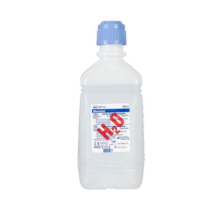 Baxter Sterile Water 1L
