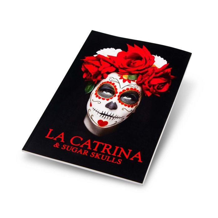 La Catrina And Sugar Skulls Book