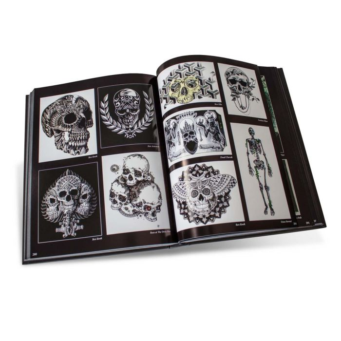 Excavate: Unearthing Artistic Skeletal Remains - Normal Edition (Out of Step Books)