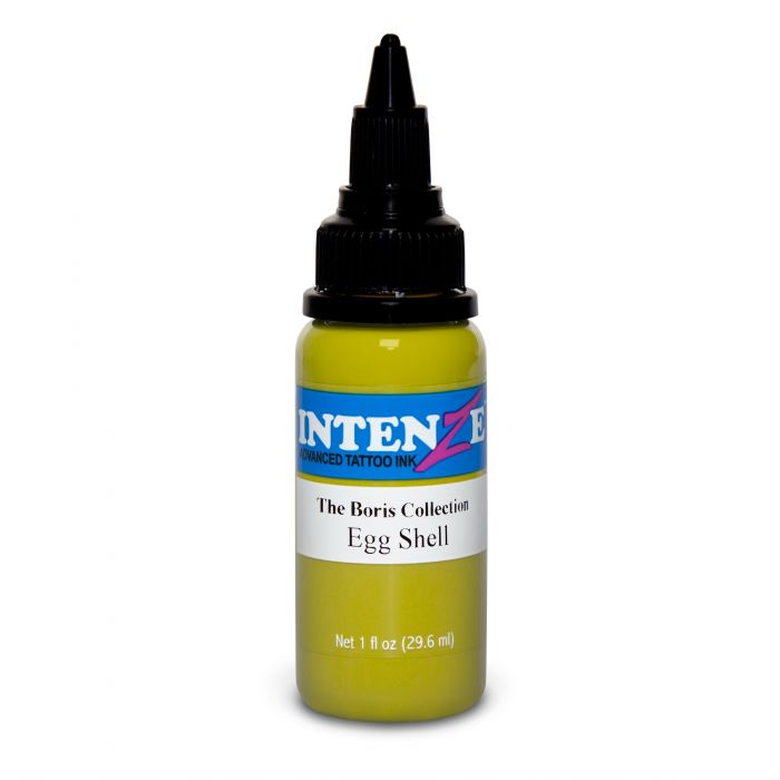 Intenze Ink Boris from Hungary Egg Shell 30ml (1oz)