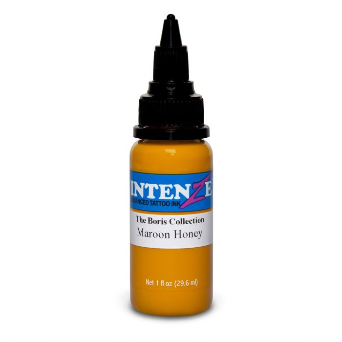 Intenze Ink Boris from Hungary Maroon Honey 30ml (1oz)