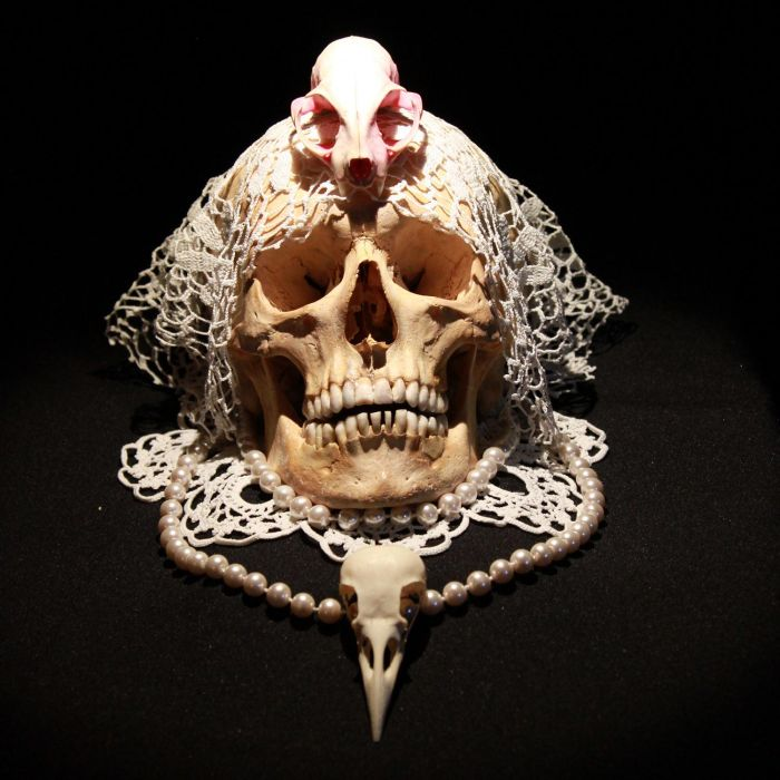Boris Tattoo Hungary - Skull References USB Card - Volume 2