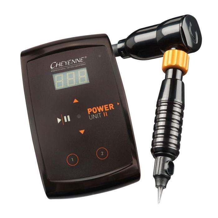 Cheyenne Hawk Spirit Drive + Grip + Power Supply Package in Black