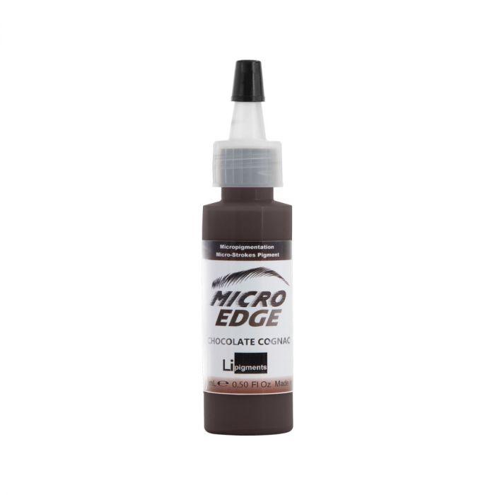 Li Pigments Micro Edge Brow Colors - Chocolate Cognac 15 ml