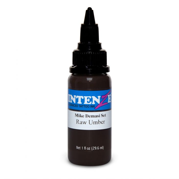 Intenze Ink Mike DeMasi Raw Umber Portrait 30ml (1oz)