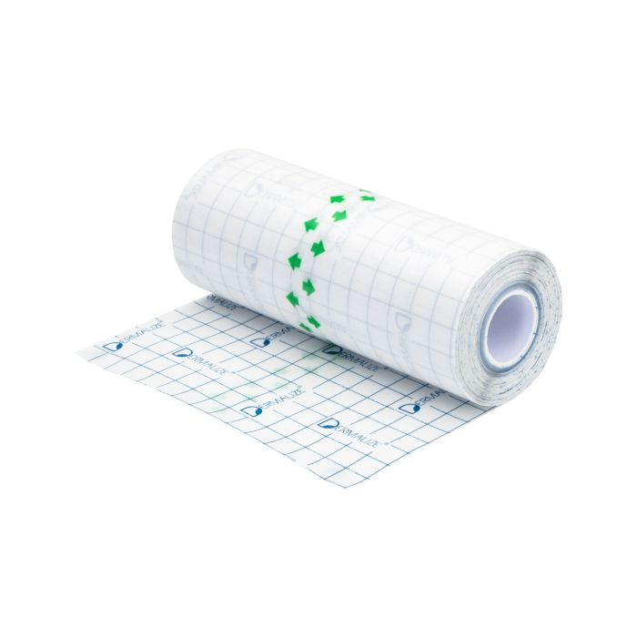Roll of Dermalize Pro - Protective Tattoo Film - 15cm x 10metres