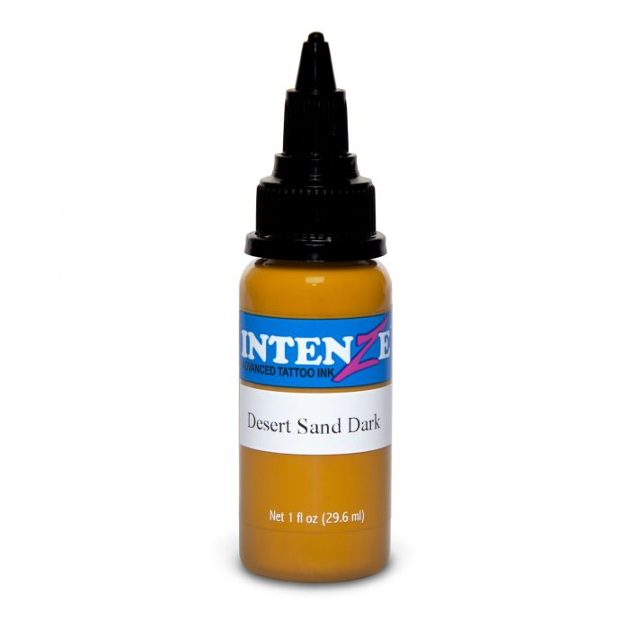 Intenze Ink Earth Tone Desert Sand Dark 30ml (1oz)