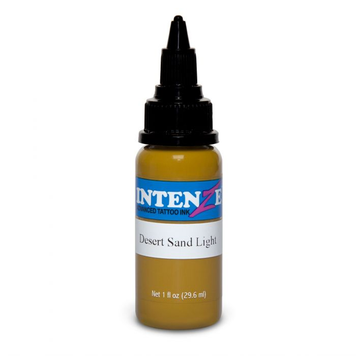 Intenze Ink Earth Tone Desert Sand Light 30ml (1oz)