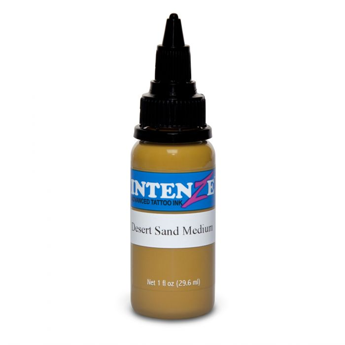 Intenze Ink Earth Tone Desert Sand Medium 30ml (1oz)