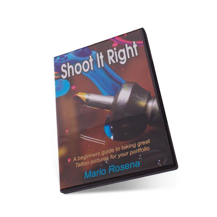 Mario Rosena - Shoot It Right DVD