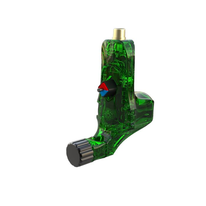 Bez's EGO V2 Plus - Crystal Green (RCA)