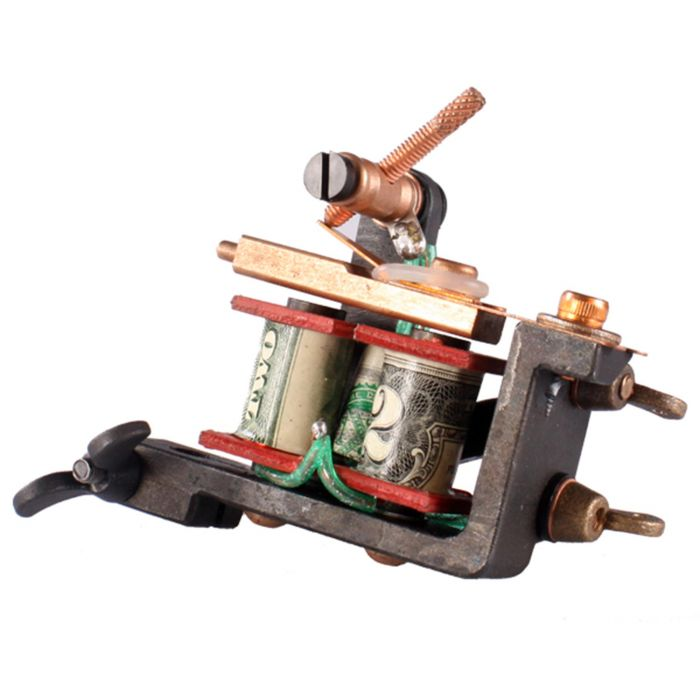 Emillion Made In Netherlands Minijones Tattoo Machine (available as Liner or Shader)