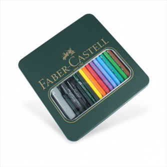 Faber-Castell - Albrecht Durer Mixed Media Set (includes Albrecht Durer Pencils and Pitt Artist Pens)