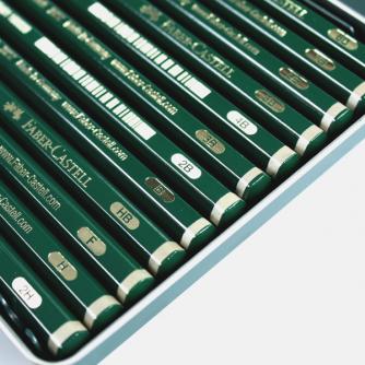 Faber-Castell - Castell 9000 Art Set of 12 Pencils