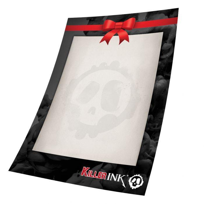 Killer Ink £250 Gift Voucher