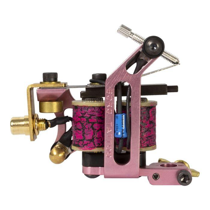 Borg Tattoo Machine - Signature Series - Pink - Shader - RCA