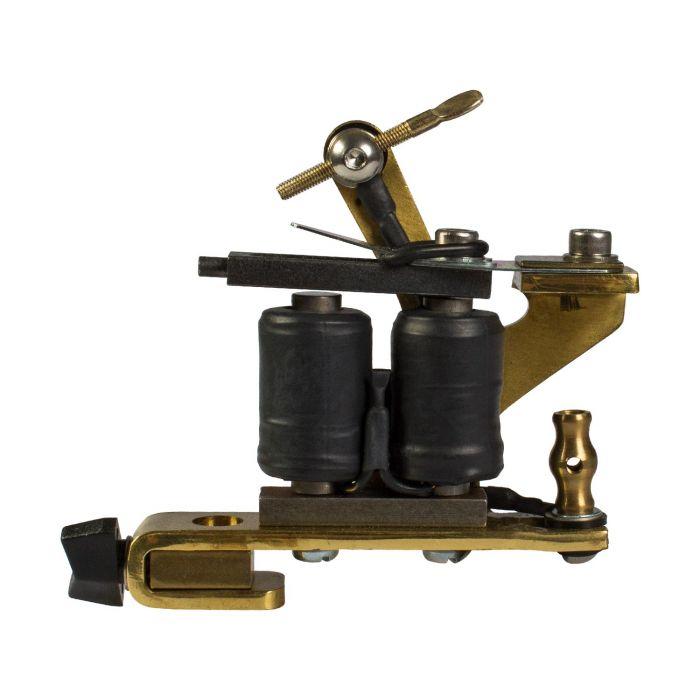 Danny Harkin's Cutback Brass Liner Tattoo Machine