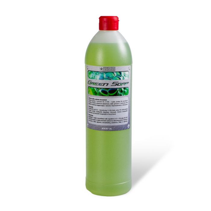 1L Bottle of Cyber Green Soap