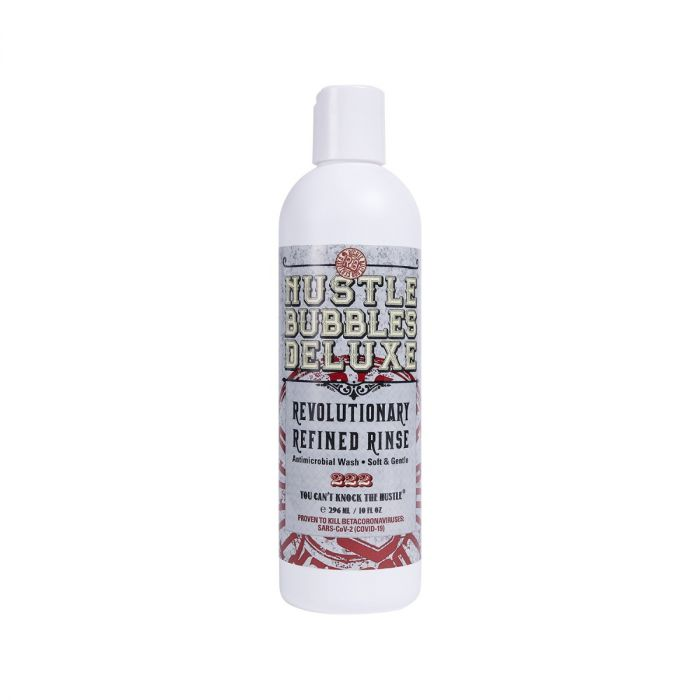 Hustle Bubbles Deluxe Antimicrobial Wash 296ml