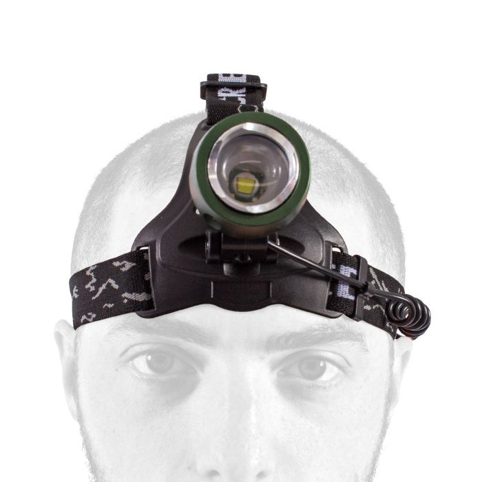 T6 CREE LED Headlamp (4XAA Battery)