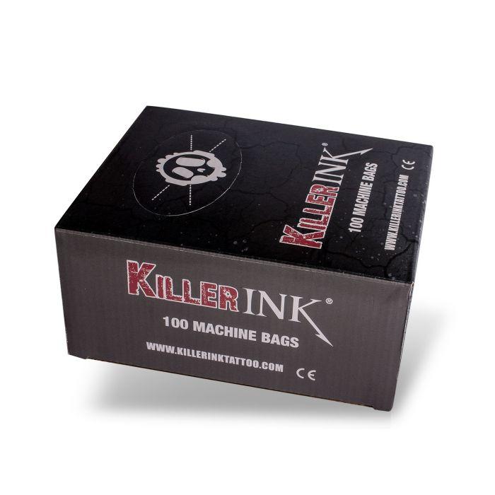 Box of 100 Killer Ink Tattoo Machine Bags