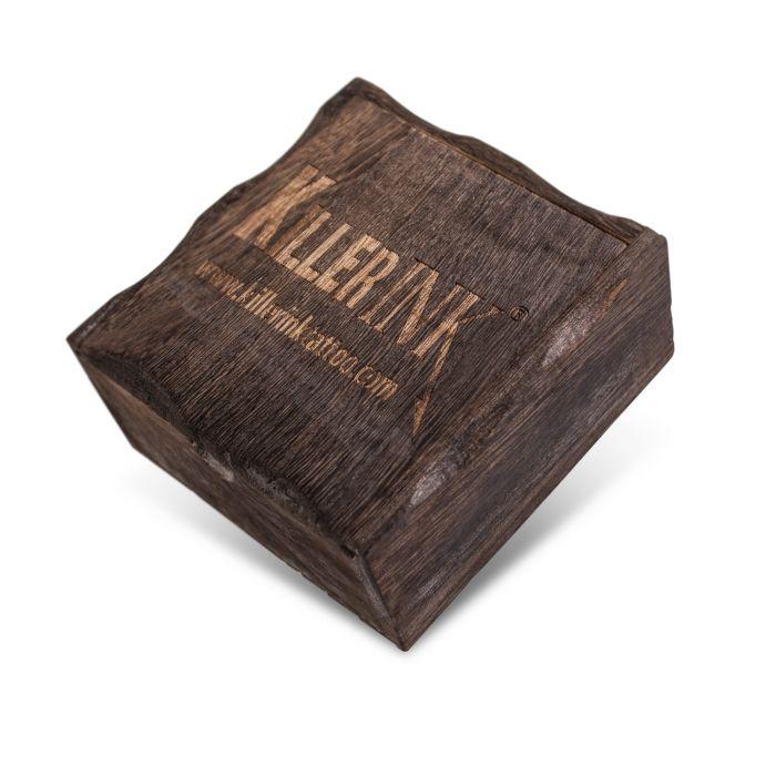 Tattoo Machine Luxury Wooden Box