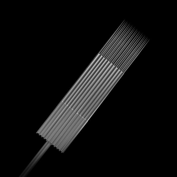 Box of 50 Killer Ink Precision #10 0.30MM Sterile Stainless Steel Tattoo Needles Magnum Weaved