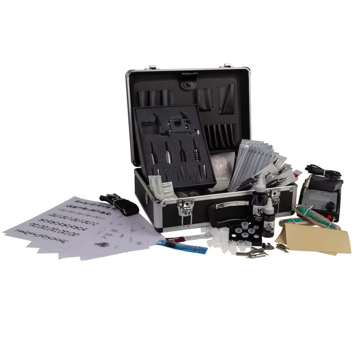 Professional Tattoo Kit VI - Rotary Expert
