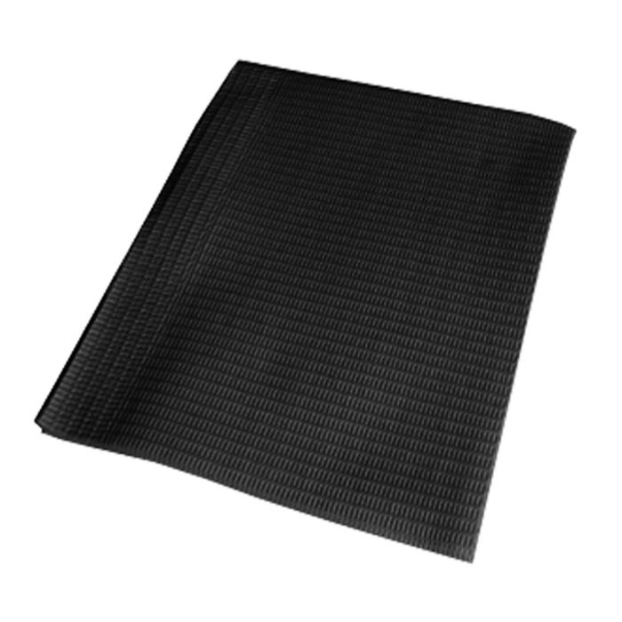 Box of 500 Lap Cloths in Black