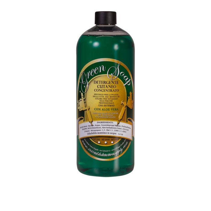 Lauro Paolini - Green Soap Concentrated with Aloe Vera