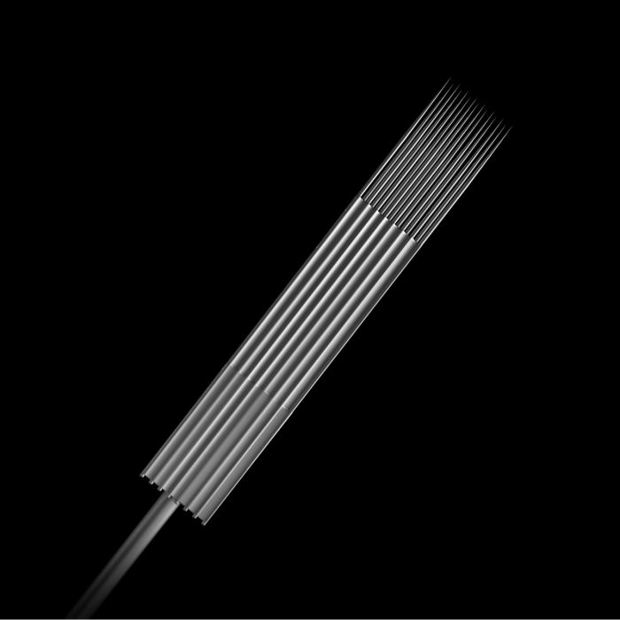 Pack of 5 Killer Ink Precision 0.35MM Sterile Stainless Steel Tattoo Needles Magnum Stacked