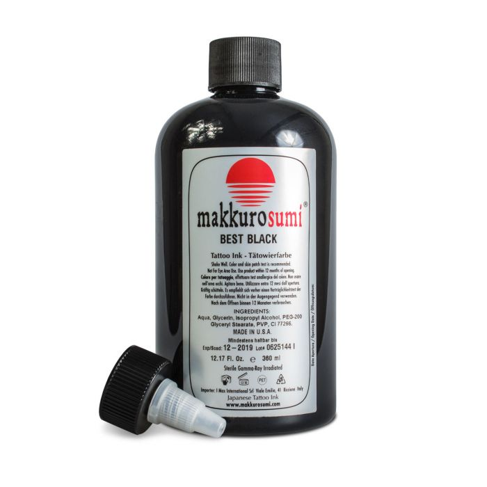 Makkuro Sumi Best Black 360ml