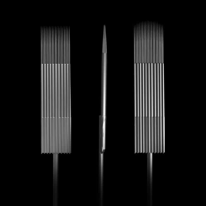 Mixed Box of 50 Killer Ink Sample Needles #12 #10 #08