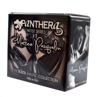 Complete Set of 8 Panthera Matteo Pasqualin - The Black Shading Collection 30ml