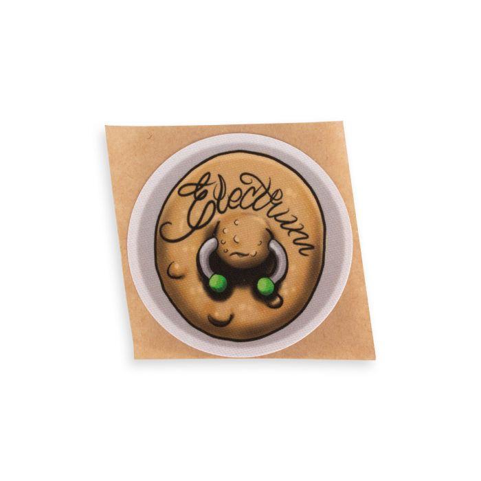 Perky Pasties Nipple Covers / Plasters - Set of 3 Pairs