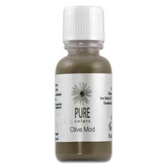Cosmetic Ink Pure Colours Olive Mod 15ml