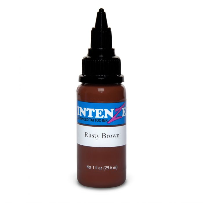 Intenze Ink Earth Tone Rusty Brown 30ml (1oz)