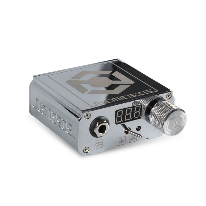 Nemesis LED Power Supply - SILVER