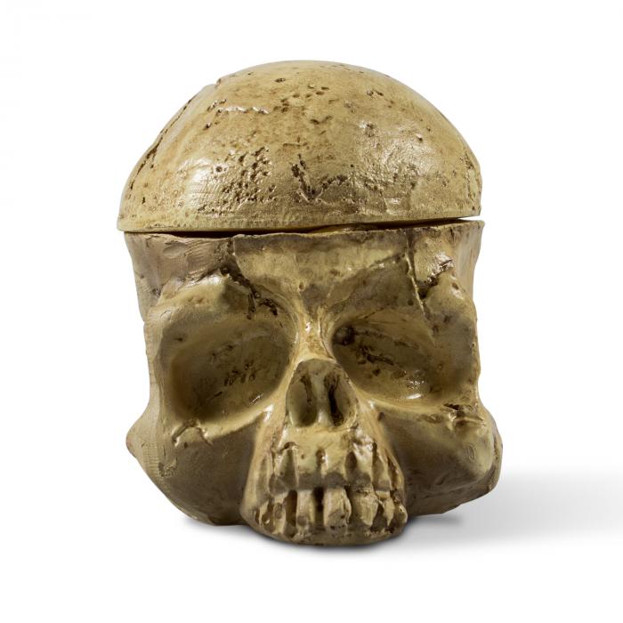 Skull Head Tattoo Ink Cup Holder