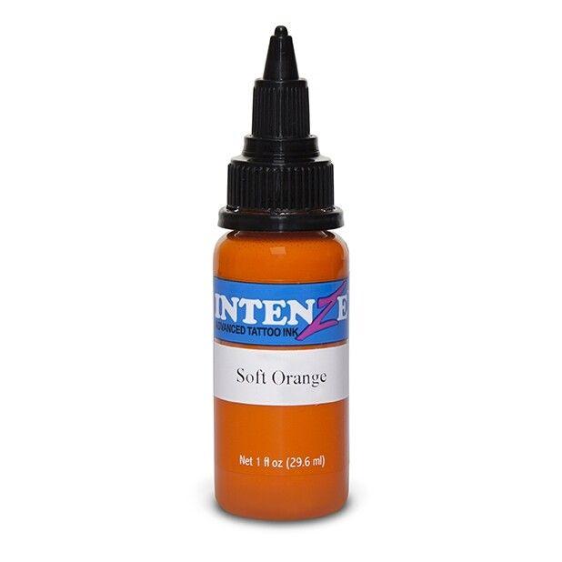 Intenze Ink Basic Soft Orange 30ml (1oz)